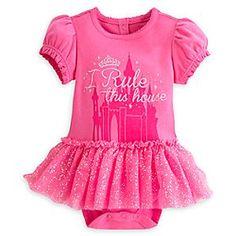 ca9db95a494 Disney Princess Disney Cuddly Bodysuit for Baby