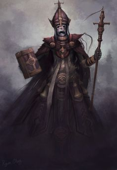 priest fantasy concept art - Google Search