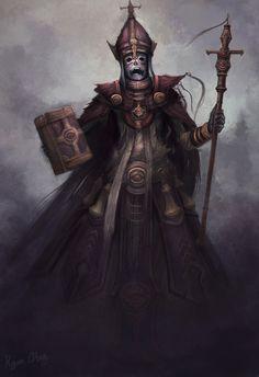 priest fantasy concept art - Google Search