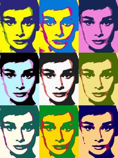 """Foto in """"Andy Warhol (born Andrew Warhola; August 6, 1928 – February 22, 1987) was an American artist"""" - More Pins Like This At FOSTERGINGER @ Pinterest"""