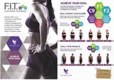 Loose weight with Forever FIT
