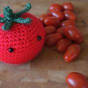 The Ami'mater: An Amigurumi Tomato - via @Craftsy