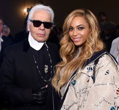 Pin for Later: Everything You Need to Know From Last Night's Chanel Show And Beyoncé
