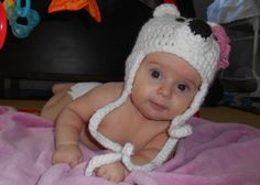 Pattern from Repeat Crafter me. Repeat Crafter Me, To My Daughter, Crochet Hats, Beanie, Nursery, Pattern, Fashion, Knitting Hats, Moda