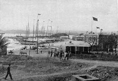 Bahia de San Juan 1889-1899