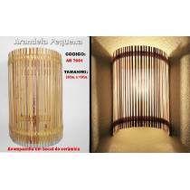 Arandela De Parede Ar7020 - Luminárias Artesanais