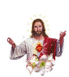 Jesus Fonte de Luz: NOVENA AO SAGRADO CORAÇÃO DE JESUS - 1º Dia
