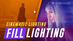 Want to learn about three-point lighting? We provide an easy guide to 3 point lighting setups with video lighting examples from film and TV. Lighting Setups, Video Lighting, Three Point Lighting, Cinematic Lighting, The Art Of Storytelling, Contrast Lighting, Camera Movements, Lighting Techniques, Fill Light