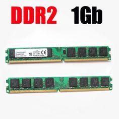 $4.18 (Buy here: https://alitems.com/g/1e8d114494ebda23ff8b16525dc3e8/?i=5&ulp=https%3A%2F%2Fwww.aliexpress.com%2Fitem%2Ffor-AMD-and-all-Memory-DDR2-1Gb-ram-800Mhz-667Mhz-533Mhz-1G-800-667-533%2F32225482847.html ) memoria ram ddr2 1Gb 800Mhz 667Mhz 533Mhz  / dimm ddr2 1G 800 667 533 -- lifetime warranty -- good quality for just $4.18