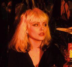 Debbie Harry, 1977. Photo by Roberta Bayley