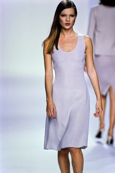 See the complete Calvin Klein Spring 1995 collection and 9 more Calvin Klein shows from the '90s.