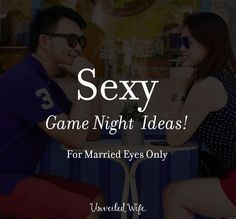Sexy Game Date Night Ideas