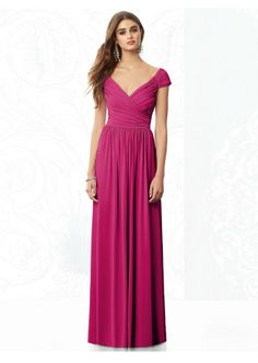A Love for Dessy Bridesmaids Dresses; After Six 6697