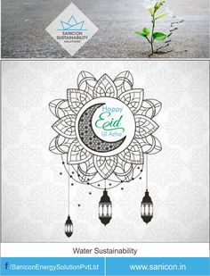 On this holy day of #EidAlAdha, @Sanicon Sustainable Solution wishes that all your prayers are answered. #EidMubarak!