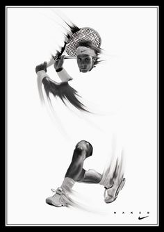 Marc Valls is a versatile freelance illustrator and graphic designer based in Barcelona. More illustrations via Behance Logo Tennis, Sport Tennis, Rafael Nadal, Roger Federer, Tennis Wallpaper, Nadal Tennis, Tennis Warehouse, Tennis Quotes, Sports Graphics