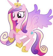princess Cadence fly
