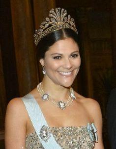 tiara napoleonica de suecia - Cerca amb Google