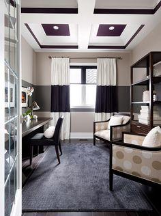 Домашний Дизайн Офисов | Дизайн Интерьера Джейн Локхарт
