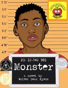 book review of monster by walter Based on the 1999 young adult novel by walter dean myers, the film was scripted by radha blank, cole wiley and janece shaffer, who make a colossal error by adhering too closely to the book's use of a third-person screenplay as a key narrative device sometimes i feel like i'm living in a movie, says.