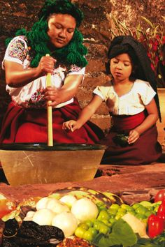 Antiguo México, Somos como Tú: #Oaxaca