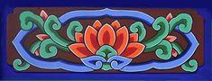 단청 문양 : 네이버 블로그 Asian Artwork, Korean Painting, Folk Embroidery, Korean Art, Buddhist Art, China Patterns, Dot Painting, Chinese Style, Oriental