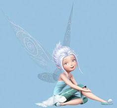 This is what im getting for my second daughter Aubrey.  Periwinkle fairy. Tinkerbells sister.