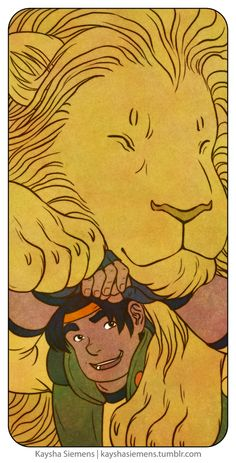 Hunk and his Yellow Lion from Voltron Legendary Defender