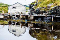 Shack, Goose Cove, Newfoundland, Canada | Flickr - Photo Sharing!