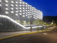 Stockholmsmässan AE-hall /Rosenbergs Arkitekter
