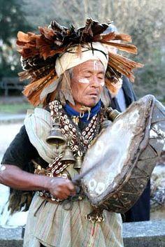 Nepalese Shamon
