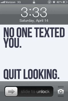 Some people really need this background…I  know some extremely rude people who are constantly checking their phones while I am trying to have a conversation with them. They text, play games, make calls, & take calls while others are trying to talk face to face. It is rude and disrespectful.
