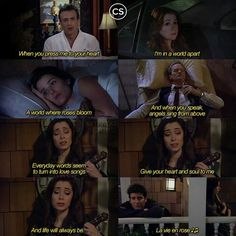 La vie on rose How I met your mother