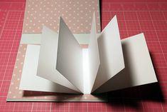 Albumkészítés 3. felvonás - punkrose.hu #minialbum #tutorial #scrapbooking #diy #craft #handmade Washi, Mini Albums, Container, Scrapbooking, Diy, Bricolage, Do It Yourself, Scrapbooks, Extended Play