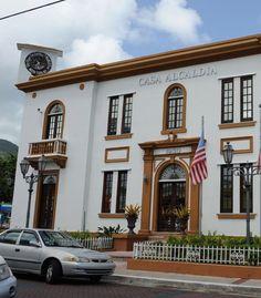 Casa Alcaldia Maunabo | Puerto Rico