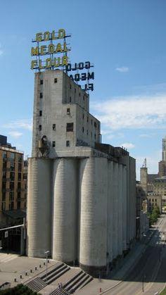 Minneapolis, Minnesota - Gold Medal Flour
