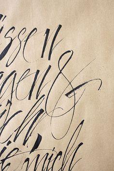 G. F. Hamann zu I. Kant (Detail) | Tobias-David Albert | Flickr