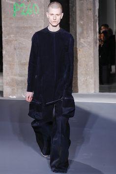 Rick Owens Fall 2016 Menswear Collection Photos - Vogue