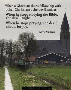 CHURCH, CHRISTIAN QUOTES, BIBLE