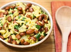 Quick Jamaican Red Beans and Rice