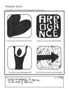 Prov. 3:5-6 Doodle Challenge