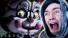 DANTDM FIVE NIGHTS AT FREDDY'S SISTER LOCATION FAKE ENDING!!! The Diamond Minecart - YouTube
