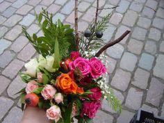 Rosensträußchen