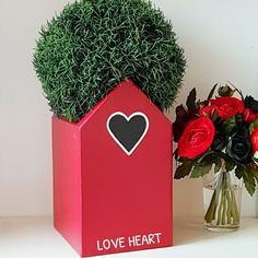 Are you interested in our Love Heart Indoor Planter? With our Love Heart Planter Valentine's Day gift you need look no further.