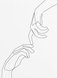 Feuille de Monstera imprimer artwork mural de Monstera un dessin Line Drawing, Drawing Sketches, Art Drawings, Drawing Ideas, Minimalist Drawing, Minimalist Art, Abstract Line Art, Wire Art, Art Inspo