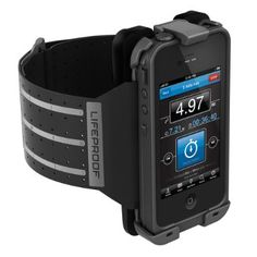 Amazon.com: LifeProof Armband for iPhone 4/4S - 1 Pack - Retail Packaging - Black: Cell Phones & Accessories