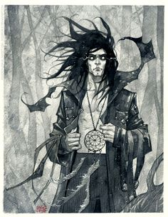 Sandman3/commission by rogercruz.deviantart.com on @deviantART