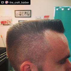 Repost @the_craft_barber @theclassichairlounge with @repostapp ・・・ Finally getting these flat tops down! #barbershop #barberlife #haircut #hair #hairnerd #progress #flattop #levels #sotd #stayhumble #chevy #fullerton #craftbarber