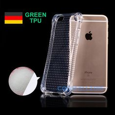 Soft Clear Transparent TPU 360° Protective Gasbag Case Shockproof Back Cover | eBay