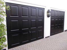 Best black garage doors ideas