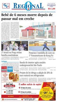 Jornal O Regional » O Regional.NET
